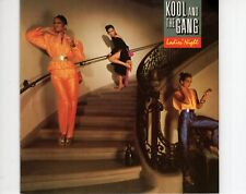 CD KOOL & THE GANG	ladies night	VG++	GERMAN 1986 (B1101)