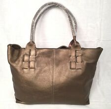 Barr + Barr Pebble Leather Tote with Removable Pouch & Dust Bag - BRAND NEW!
