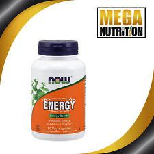 Now Foods Energy 90 Veggie Caps