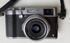 Fujifilm X Series X100T 16.3MP Digital Camera - Silver