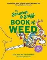 Scratch and Sniff Book of Weed by Seth Matlins
