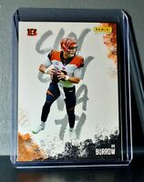 Joe Burrow 2020 Panini NFL Instant My City #11 Rookie Football Card  1 of 1275