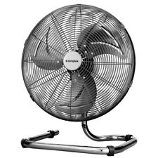 Dimplex 40cm High Velocity Oscillating Floor Fan 3 Speed/Tilt/Air Cooling/Cooler
