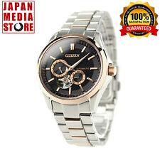Citizen Mechanical NP1014-51E Automatic Watch Sapphire Glass 100% Genuine JAPAN