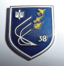 Bundeswehr Luftwaffe Pin JaBoG 38 - Jagdbombergeschwader 38 .........P8229