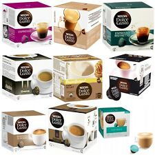 Nescafe Dolce Gusto Capsules, 37 flavors, Lavazza, Dallmayr,Nescafe,from Germany