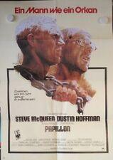 PAPILLON Filmplakat Poster STEVE MCQUEEN, DUSTIN HOFFMAN 1973