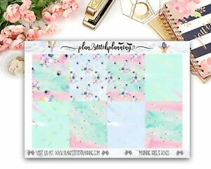 Morning Breeze Patterned Full Box Planner Stickers/Scrapbooking/Bujo