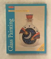 A Complete Painting Kit For Beginners Glass Painting Walter Foster Project Book