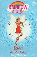Rainbow Magic - Ruby the Red Fairy, Daisy Meadows, New, Book