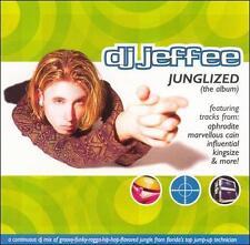 DJ Jeffee : Junglized: The Album CD***NEW***
