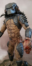 PREDATOR 2 GUARDIAN PREDATOR ACTION FIGURE CUSTOM NOT HOT TOYS SIDESHOW STATUE