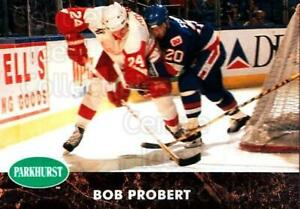 1991-92 Parkhurst #272 Bob Probert