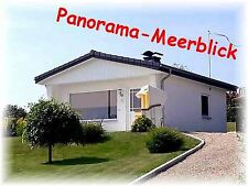 Ferienhaus/Fewo Ostsee Panorama Meerblick All Inclusive