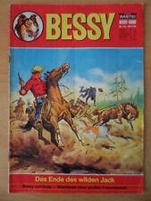 BESSY Nr. 176 Das Ende des wilden Jack 2 Bastei-Verlag Orginal