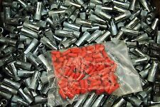 (100) Ramset Red Head 1/4-20 x 1-1/8 Expansion Pin Concrete Anchors Flush