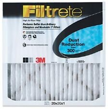 Case of 6-DUST REDUCTION FILTRETE FILTERS,20x20x1 Electrostatic 90 Day FREE SHIP