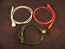 Life Sensing Instru., Life Systems, LSI  ECG Telemetry Lead Wires, TM8A and TM8B