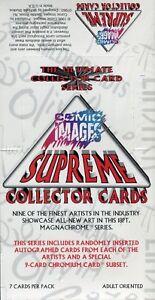 Supreme Collection Card Box