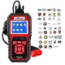 KW850 Scan Tool Full OBD2 Car Diagnostics Tool  Auto Diagnostic Code Reader