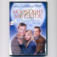 Moonlight & Mistletoe Hallmark family comedy Christmas TV movie, new DVD Arnold