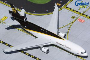 Gemini Jets 1:400 United Parcel Service (UPS) McDonnell Douglas MD-11F N281UP