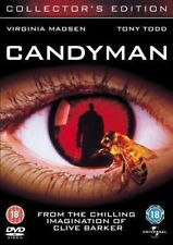 CANDYMAN TONY TODD CLIVE BARKER COLLECTOR'S EDITION UNIVERSAL UK REG2 DVD L NEW