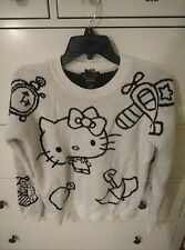 Limited Edition - Forever 21 x Hello Kitty Cream Sweater Size S