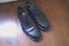 Mephisto Air-Relax Black Men's Lace Men's Shoes Size:9 1/2