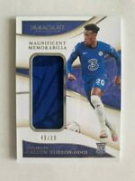 2020 Panini Immaculate Soccer Callum Hudson-Odoi Patch 48/99 RC Rookie