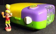 Polly Pocket Mini ��  1998 Polly Pocket Flashlight Fun - Hot Stuff Taschenlampe