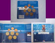 MONEDAS EURO. CARTERA OFICIAL PAISES BAJOS 2005. 8 m. HOLANDA 2005
