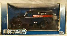 Universal Hobbies UH 0861 PICKFORDS Land Rover Series III 109 hard top 1:18 VGC