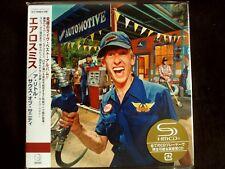 Aerosmith A Little South Of Sanity Japan SHM-2CD Mini LP Brand New UICY-94445/6
