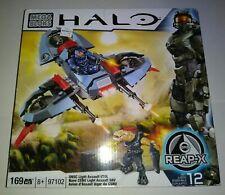 Mega Bloks Halo UNSC Light Assault VTOL Set 97102 NISB