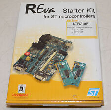 RAISOnance STI REva Starter Kit STR71xF & Daughterboards STR711F STR712F NEW!