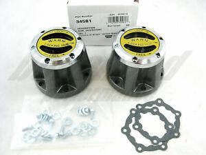 Warn 34581 Premium 4WD Manual Locking Hubs 1989-1998 Suzuki Sidekick
