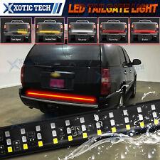 60'' 432LED Tail Gate Light Bar Strip Running Brake Backup light For Chevy Tahoe
