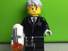 LEGO ULTRA AGENTS AGENT SOLOMON BLAZE (Set 70162 70172 70165) AUTHENTIC MINIFIG