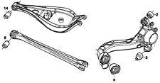 BMW E46 M3 3.2 00-06  REAR AXLE SUPPORT TRAILING WISHBONE ARM BUSH KIT FOR 1SIDE