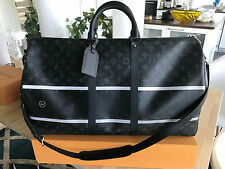Louis Vuitton Limited Edition KEEPALL 55 BANDOULIERE