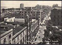 AA4124 Taranto - Città - Corso Gramsci - Cartolina postale - Postcard