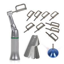 Dentale Contrangolo Handpiece 4:1 Reduction Interproximal Stripping Strip Set AF