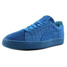Zapatillas deportivas de hombre PUMA Suede color principal azul