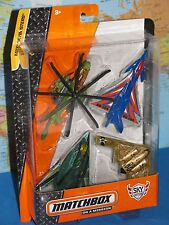 MATCHBOX STRIKE FORCE PACK SKYBUSTERS LOCKHEED MARTIN F-117 SCORCHER NORTHRUP