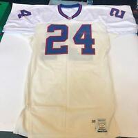 1990 Ottis OJ Anderson Signed Game Used New York Giants Jersey PSA DNA COA 9827e7a43597