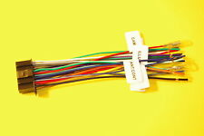 Wire Harness for KENWOOD DDX9703S 100% Copper ) DDX-9703S, NEW 22 PIN