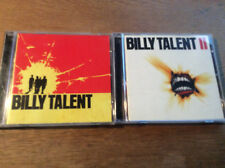 Billy Talent [2 CD Alben] Billy Talent I +  II (Red Flag