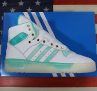 Adidas Rivalry High CHINESE SINGLES DAY Men Basketball Shoe White Green [FV4526]