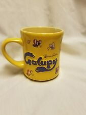 Diddl Galupy 3d horse thomas goletz yellow horse butterfly mug cup